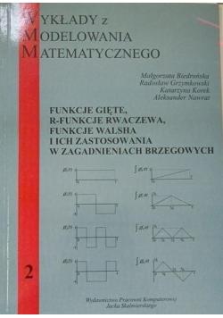 Wykłady z modelowania matematycznego