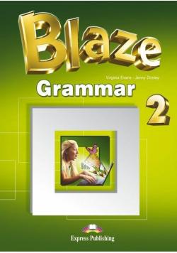 Blaze 2. Grammar SB