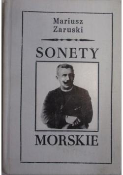 Sonety Morskie