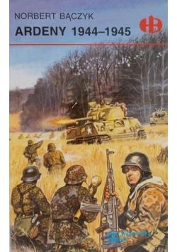 Ardeny 1944 do 1945