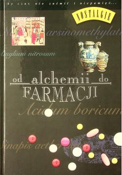 Od alchemii do farmacji