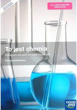 To jest chemia Podręcznik Zakres podstawowy