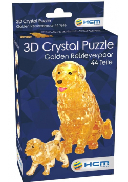Crystal puzzle Psy