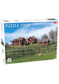 Puzzle Smaland 1000