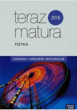 Teraz matura 2016 Fizyka zadania i arkusze maturalne