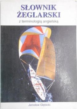 Słownik żeglarski z terminologią angielską