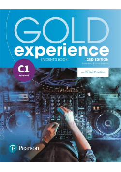 Gold Experience 2ed C1 SB+ online practice PEARSON