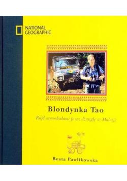 Blondynka Tao