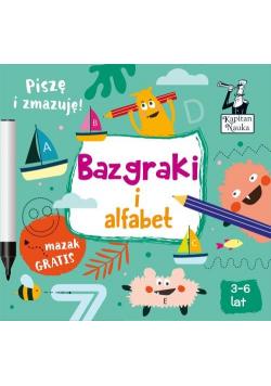 Kapitan Nauka Bazgraki i alfabet (3-6 lat)