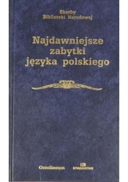 Najdawniejsze zabytki języka polskiego