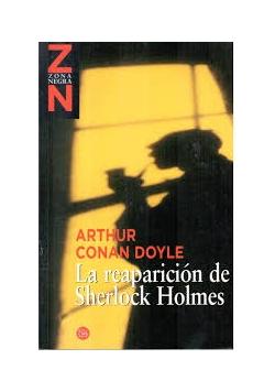 La reapariciona de Sherlock Holmes