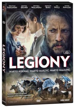 Legiony DVD