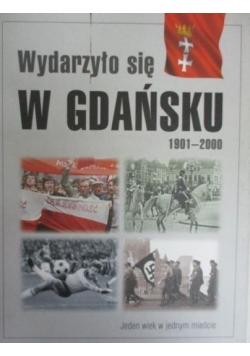Wydarzyło się  w Gdańsku plus Autograf