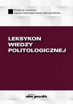 Leksykon wiedzy politologicznej w.2