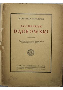 Jan Henryk Dąbrowski 1918 r.