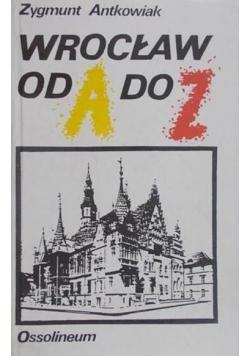 Wrocław od A do Z
