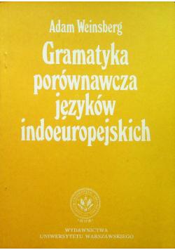 Gramatyka porównawcza języków indoeuropejskich