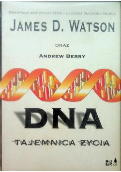 DNA Tajemnica życia