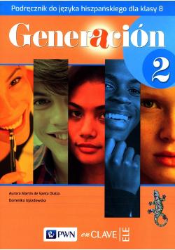 Generacion 2 Podręcznik