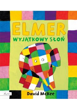 Elmer. Wyjątkowy słoń