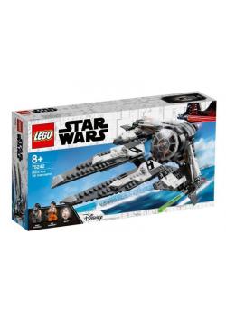 Lego STAR WARS 75242 TIE Interceptor Czarny As