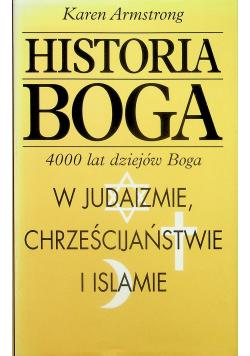 Historia Boga