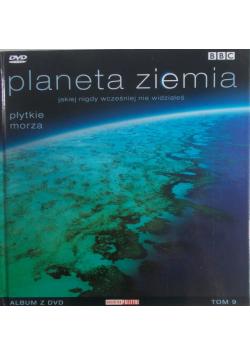 Planeta ziemia jakiej nigdy wcześniej nie widziałeś Tom 9 płyta DVD
