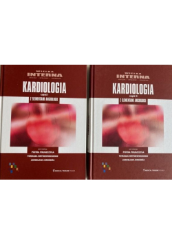 Wielka interna Kardiologia 2 tomy