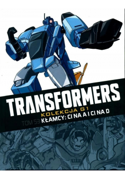 Transformers Tom 53 Kłamcy CI NA A I CI NA D