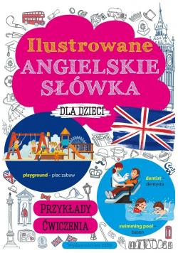 Ilustrowane angielskie słówka dla dzieci
