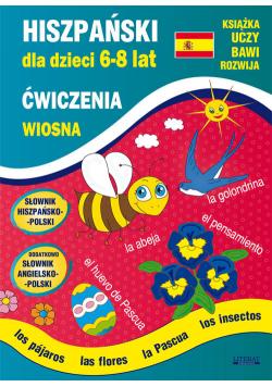 Hiszpański dla dzieci 6-8 lat. Wiosna