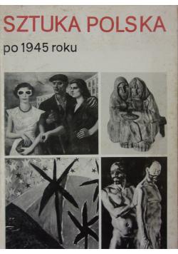 Sztuka Polska po 1945 roku