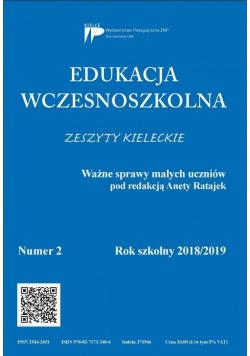 Edukacja wczesnoszkolna nr 2 2018/2019