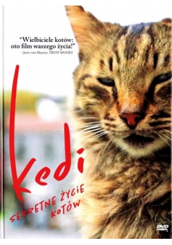 Kedi Sekretne życie kotów DVD