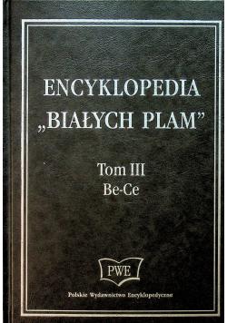 Encyklopedia Białych Plam tom III