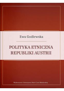 Polityka etniczna Republiki Austrii
