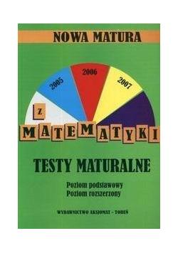 Testy maturalne z matematyki Aksjomat