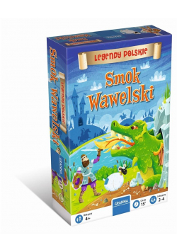Legendy polskie - Smok Wawelski GRANNA