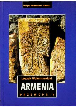 Armenia Przewodnik