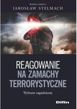 Reagowanie na zamachy terrorystyczne