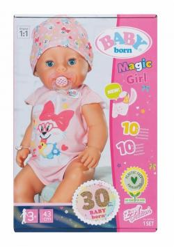 Baby born - Magiczna dziewczyna 43cm