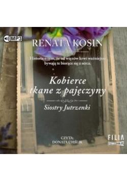 Siostry Jutrzenki T. 4 Kobierce tkane...audiobook