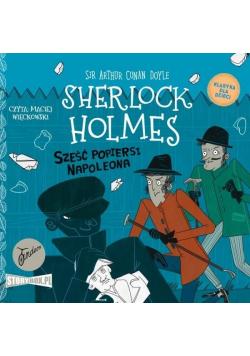 Sherlock Holmes T.13 Sześć popiersi.. Audiobook