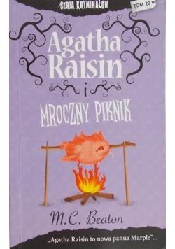 Agatha Raisin i mroczny piknik