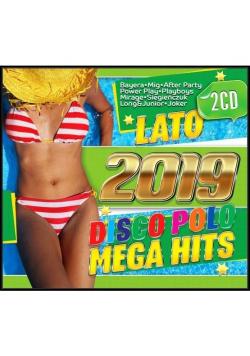 Lato 2019 Disco Polo. Mega Hits (2CD)