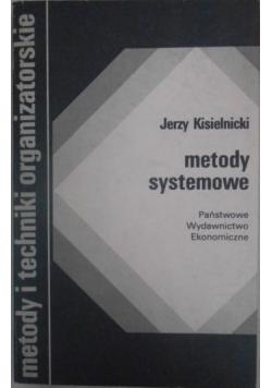 Metody systemowe