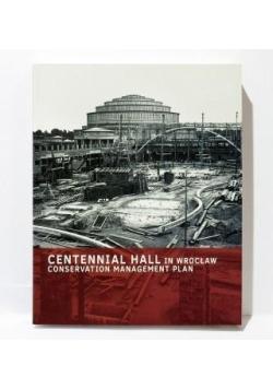 Centennial Hall in Wrocław