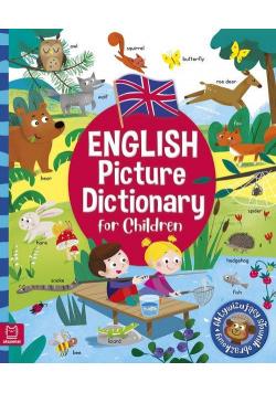 English Picture Dictionary for Children  Aktywizujący słownik obrazkowy