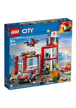 Lego CITY 60215 Remiza strażacka