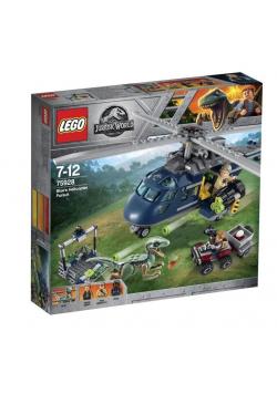 Lego JURRASIC WORLD 75928 Pościg za śmigłowcem